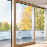 FineLine Fassade 180x180 - Fenster